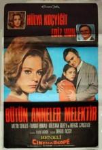 Bütün Anneler Melektir (1971) afişi