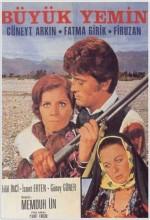 Büyük Yemin (1969) afişi