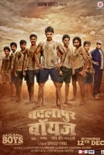 Badlapur Boys (2014) afişi