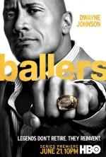 Ballers (2015) afişi