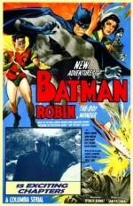 Batman and Robin (1949) afişi