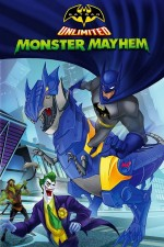 Batman Unlimited: Monster Mayhem (2015) afişi