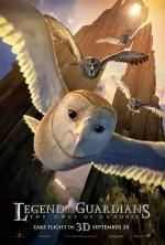 Baykuş Krallığı Efsanesi (2010) afişi