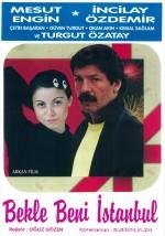 Bekle Beni İstanbul (1999) afişi