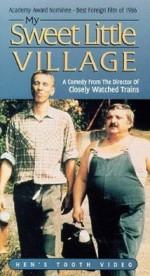 Benim Küçük Tatlı Köyüm (1985) afişi