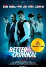 Better Criminal (2016) afişi