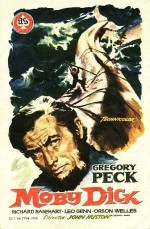 Beyaz Balina (1956) afişi