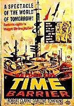 Beyond the Time Barrier (1960) afişi