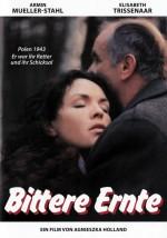 Bittere Ernte (1985) afişi
