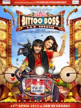 Bittoo Boss (2012) afişi