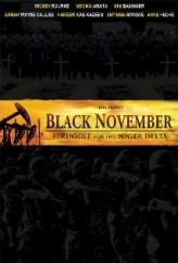Black November (2012) afişi