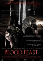 Blood Feast (2016) afişi