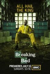 Breaking Bad Sezon 5 (2012) afişi