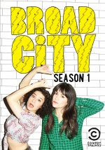 Broad City Sezon 1 (2014) afişi