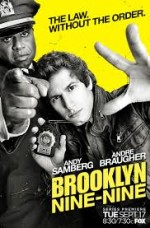 Brooklyn Nine-Nine (2013) afişi