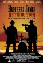 Brothers James: Retribution (2016) afişi