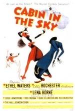 Cabin In The Sky (1943) afişi