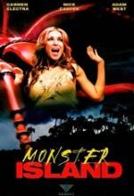 Canavar Adası (2004) afişi