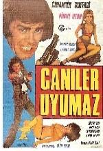 Caniler Uyumaz (1971) afişi