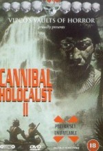 Cannibal Holocaust II (1988) afişi