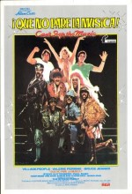 Can't Stop The Music (1980) afişi