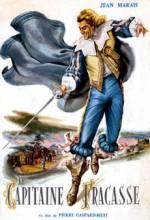 Captain Fracasse (1961) afişi