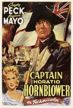 Captain Horatio Hornblower R.n. (1951) afişi