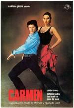 Carmen (1983) afişi