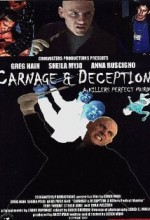 Carnage & Deception: A Killer's Perfect Murder (2003) afişi