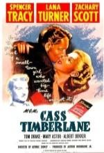 Cass Timberlane (1947) afişi