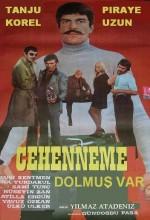 Cehenneme Dolmuş Var (1972) afişi