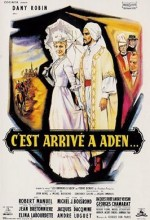 C'est Arrivé à Aden (1956) afişi