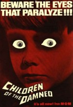 Children Of The Damned (1963) afişi