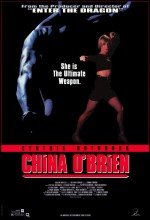China O'brien (1990) afişi