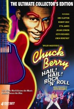 Chuck Berry Hail! Hail! Rock 'n' Roll (1987) afişi