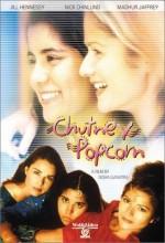 Chutney Popcorn