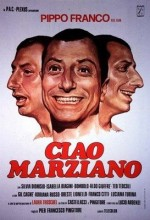 Ciao Marziano (1980) afişi