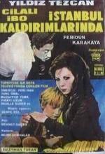 Cilalı Ibo Istanbul Kaldırımlarında (1968) afişi
