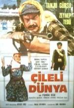 Çileli Dünya (1972) afişi