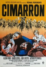 Cimarron (ı) (1960) afişi