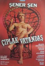 Çıplak Vatandaş (1985) afişi