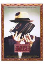 Çıplak Yemek (1991) afişi
