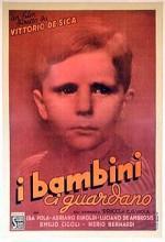 Çocuklar Bize Bakıyor (1944) afişi