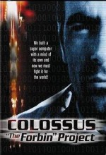 Colossus: The Forbin Project (1970) afişi