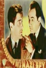 Confessions Of A Nazi Spy (1939) afişi