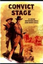 Convict Stage (1965) afişi