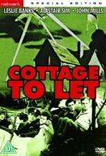 Cottage To Let (1941) afişi