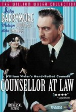Counsellor At Law (1933) afişi