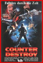 Counter Destroy (1989) afişi