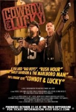 Cowboy And Lucky (2009) afişi